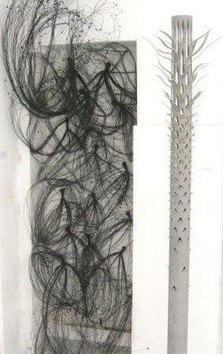 La mouche et le microbe&; de sarswati gramich, les peintures à la